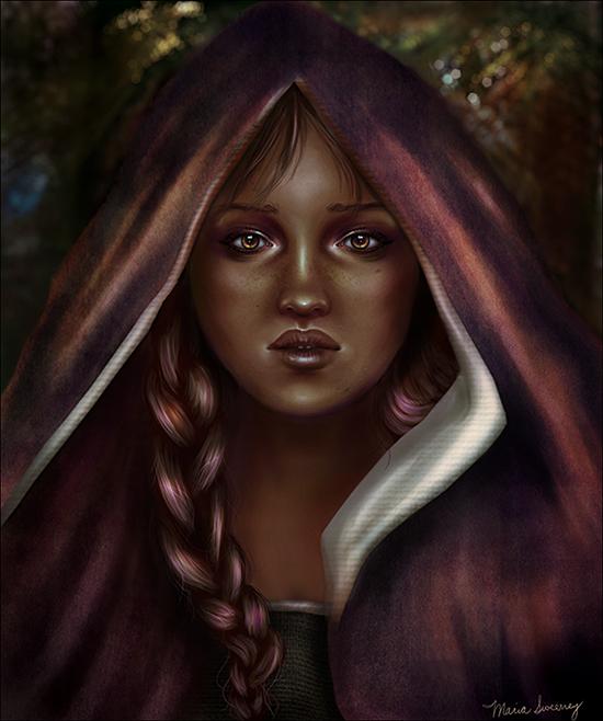 Amber Eyes by Leovagirl