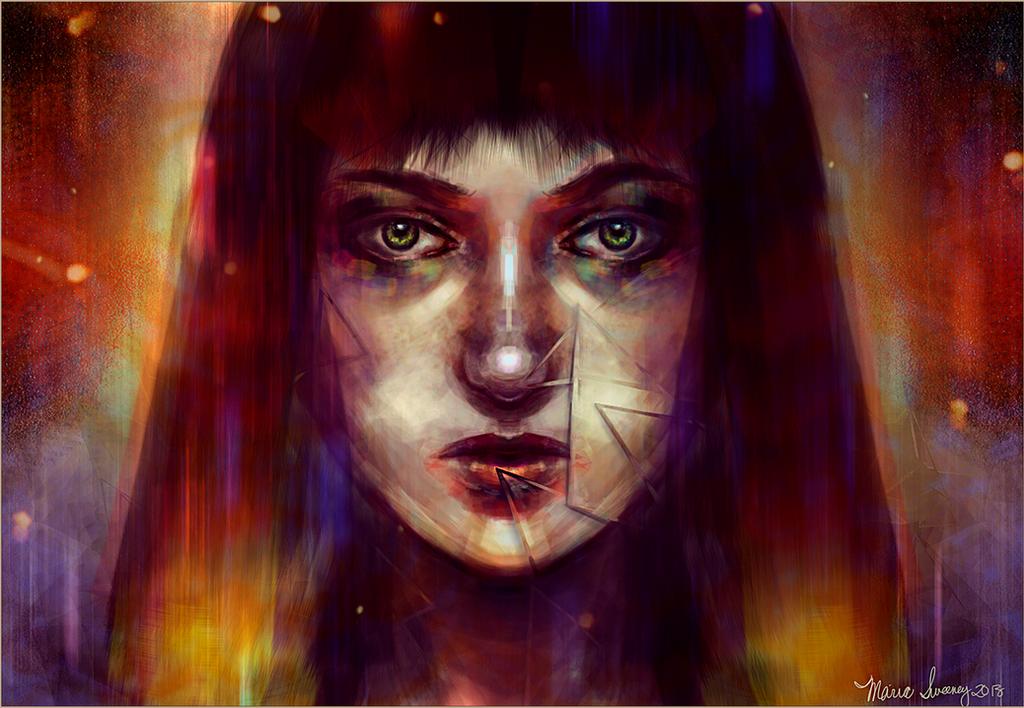 Symmetry by Leovagirl