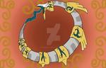 Ourodugh Fakemon #135