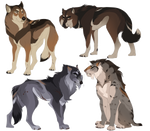 Scions of Beringia - Characters