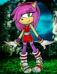 THE NEW AMY ROSE!