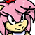 FREE: Amy Rose Icon. by icefatal