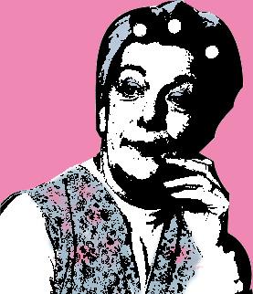Hilda Odgen Pop Art by hordoc2