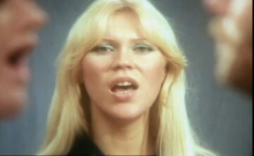 Agnetha Faltskog Picture Caricature by hordoc2