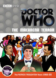 Doctor Who - The Macarena Terror by hordoc2