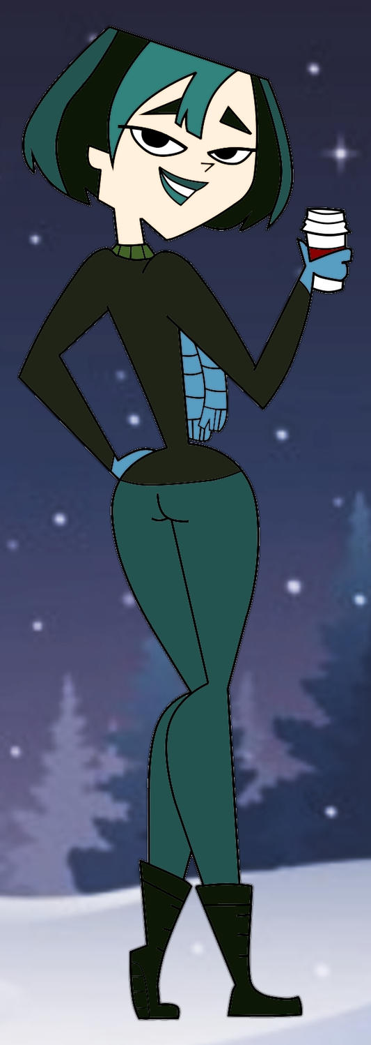 Winter Gwen Colored by RonRebel