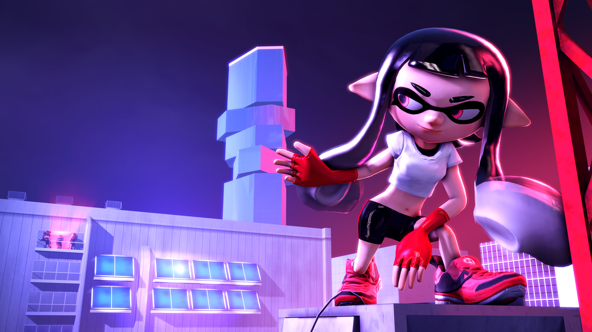 Inkling Faith by Poool157