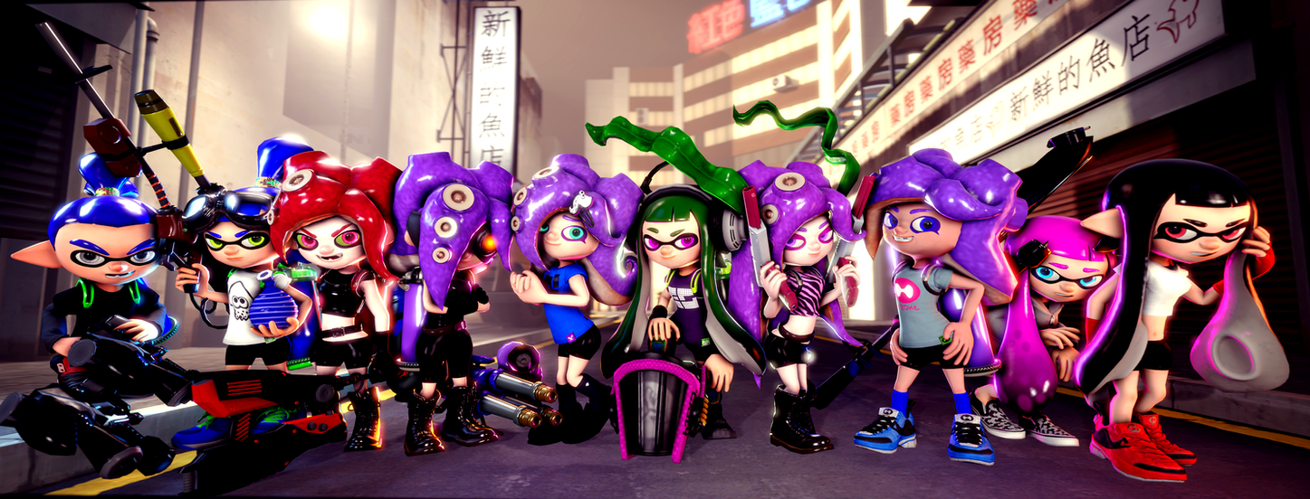 Party (Banner) by Poool157