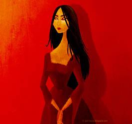 Elizabeth Bathory by juanbauty