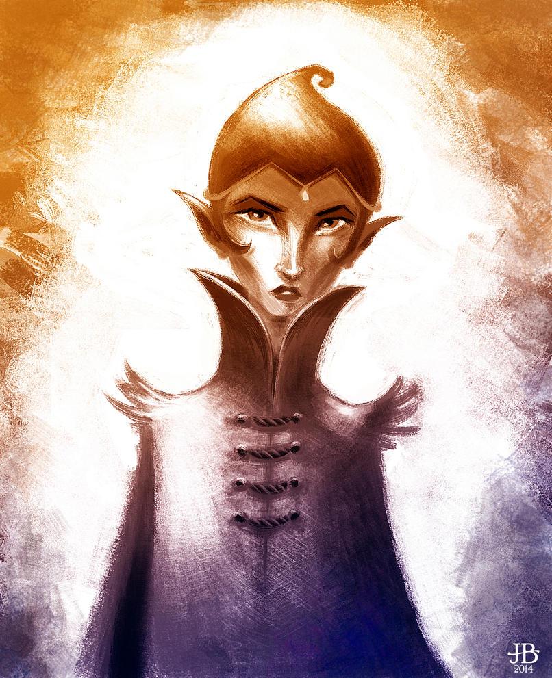 Sorcerer by juanbauty