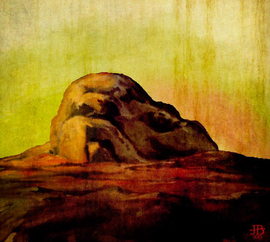 Old Rock by juanbauty