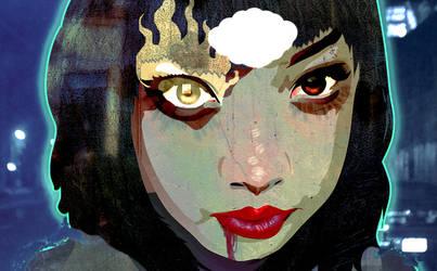 Bianca the Satyr