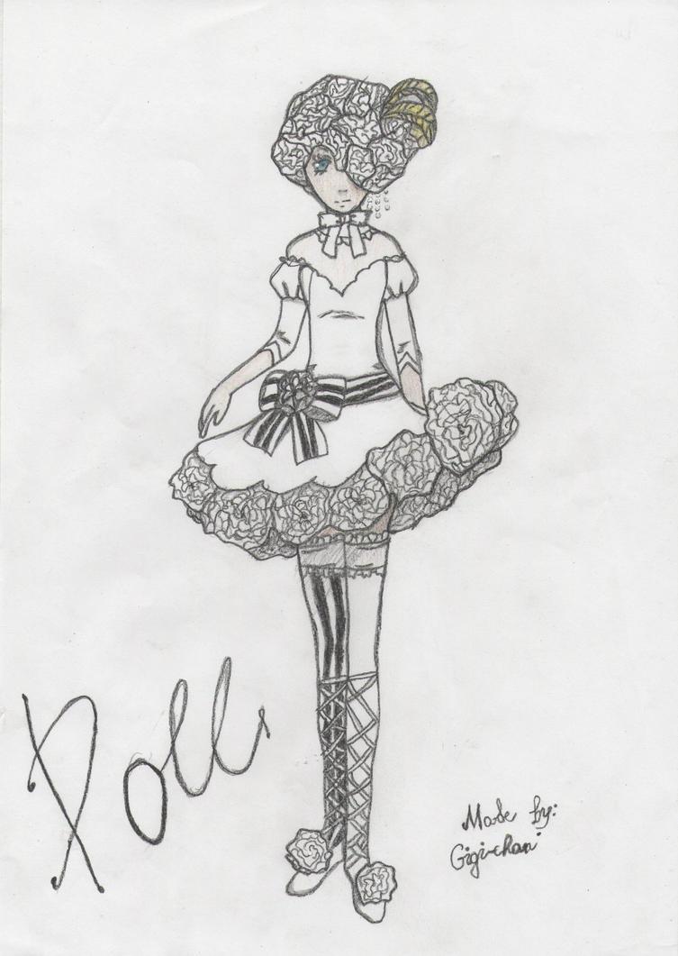 Doll by mimimigigigi