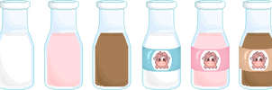 Milks (F2U) by YourMasterSatan