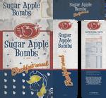 Sugar Apple Bombs Box