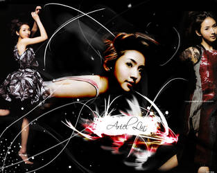 Ariel Lin wallpaper by isa-ayu