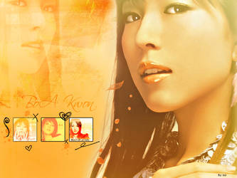BoA juicy wallapaper by isa-ayu
