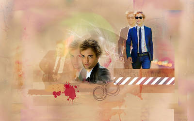 Robert Pattinson Wall Ver1 by isa-ayu
