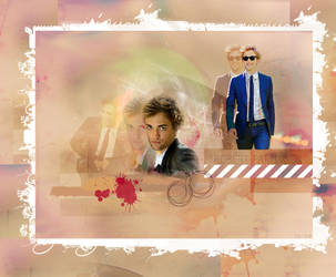 Robert Pattinson Wall Ver2 by isa-ayu