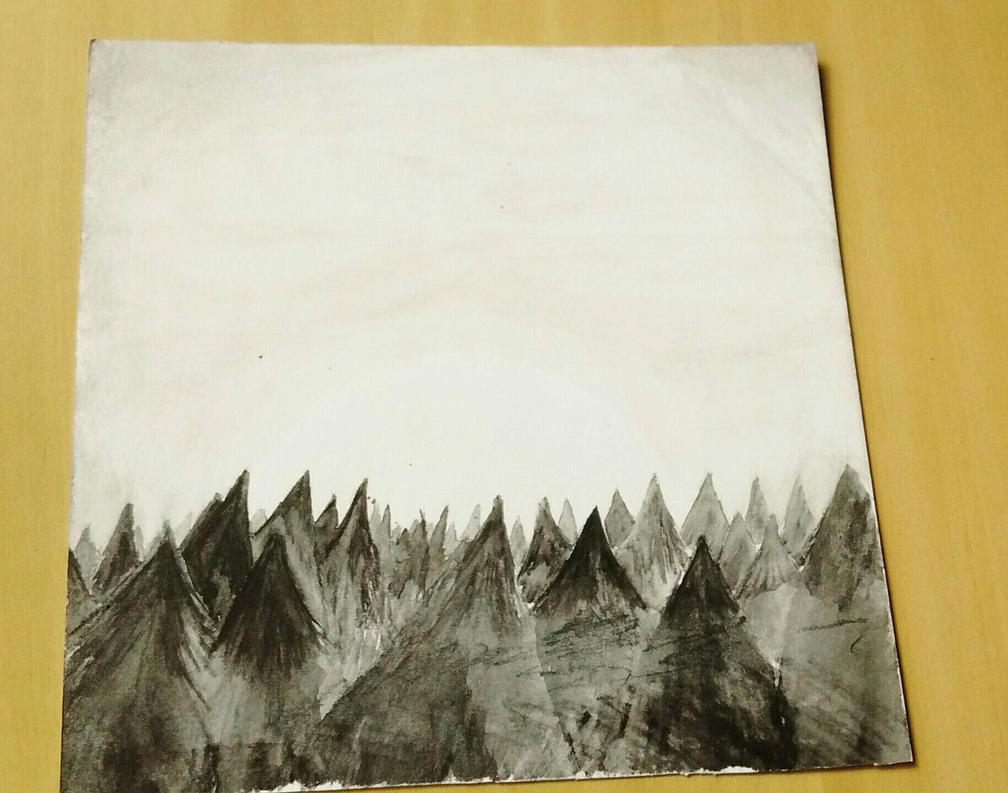 Schlucht-wald by Nephna