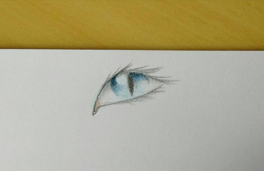 Eye by Nephna