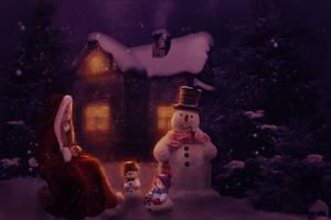 Let it snow! by ChiantyVex