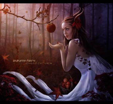 Forbidden Autumn by ChiantyVex