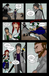 Gate of Heaven Page 2 by CovaDax