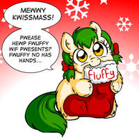 Christmas Fluffy