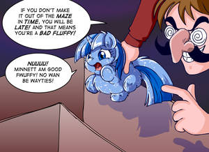 Fluffy Minuette vs Tardiness