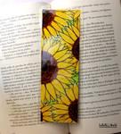 Sunflowers - Bookmark
