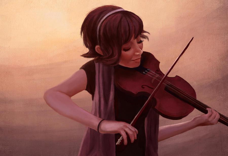 Lindsey Stirling by Shiba-Inuuu