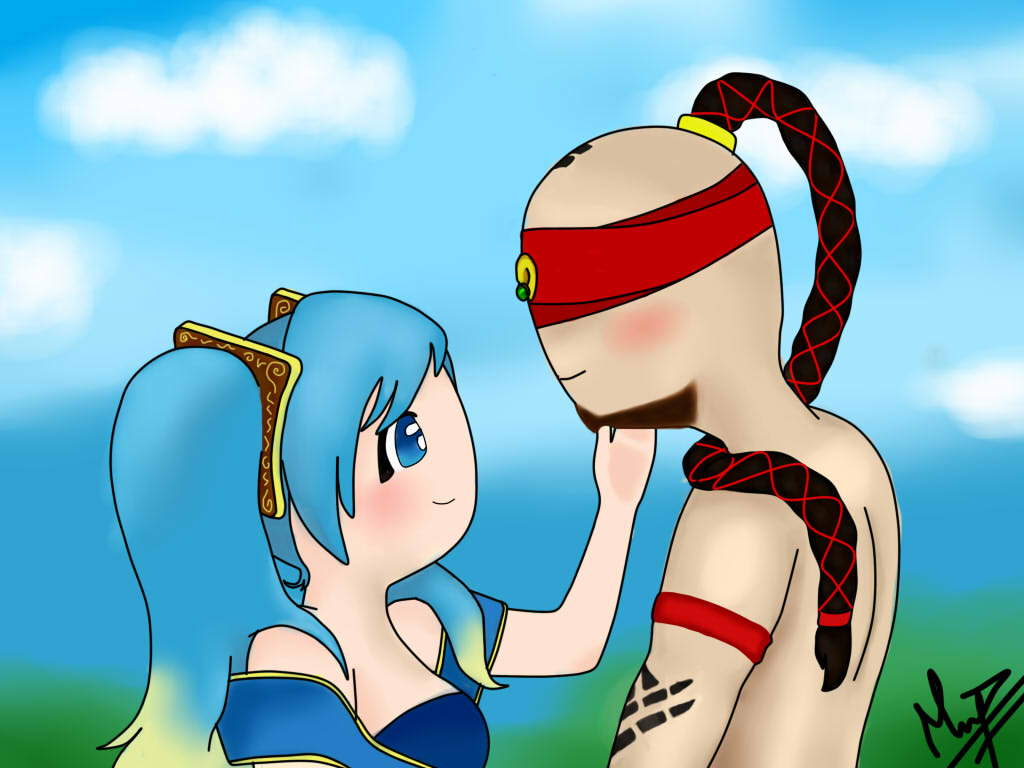 lee sin and sona relationship with god