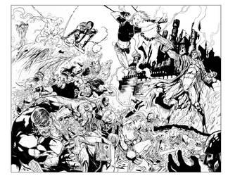 All-New X-men POSTER by MartinDunn