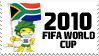 fifa world cup stamp by beculets7