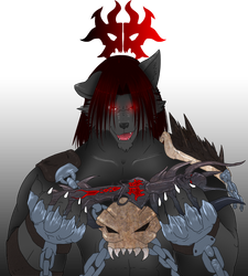 My Chaos. My Carnage. My Guild. Rakdos by The-Hedgehog-Shadow