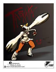 Taokaka Collaboration! by The-Hedgehog-Shadow