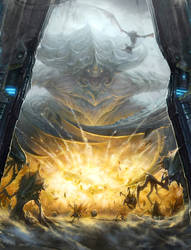 The Swarm(Background)