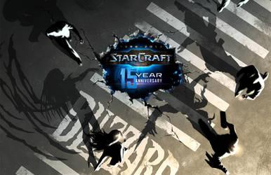 StarCraft 15 Year Anniversary