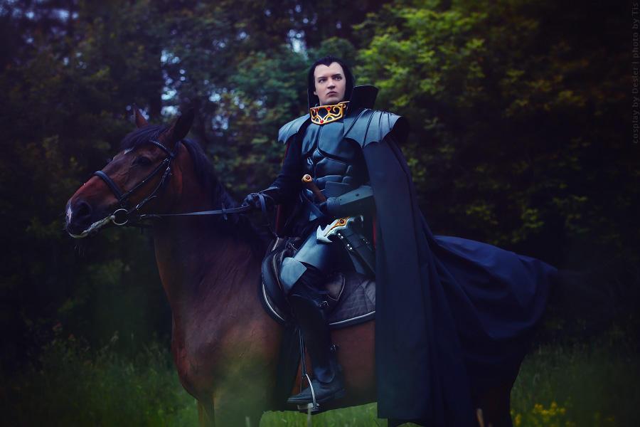 Ashram - Black Knight - Record of Lodoss War