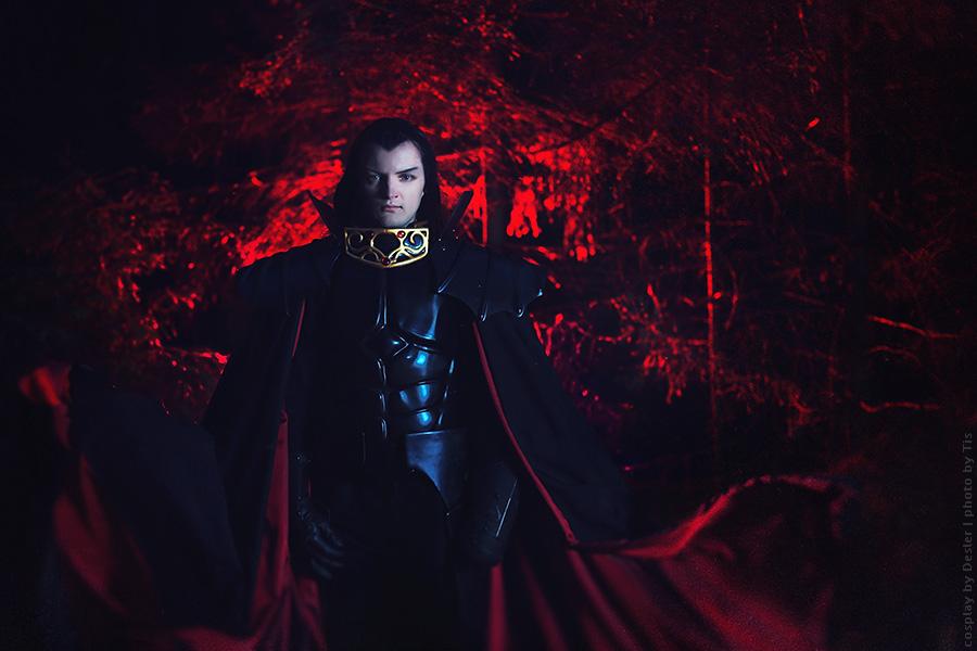 Ashram - Black Knight - Inferno by ErikDesler