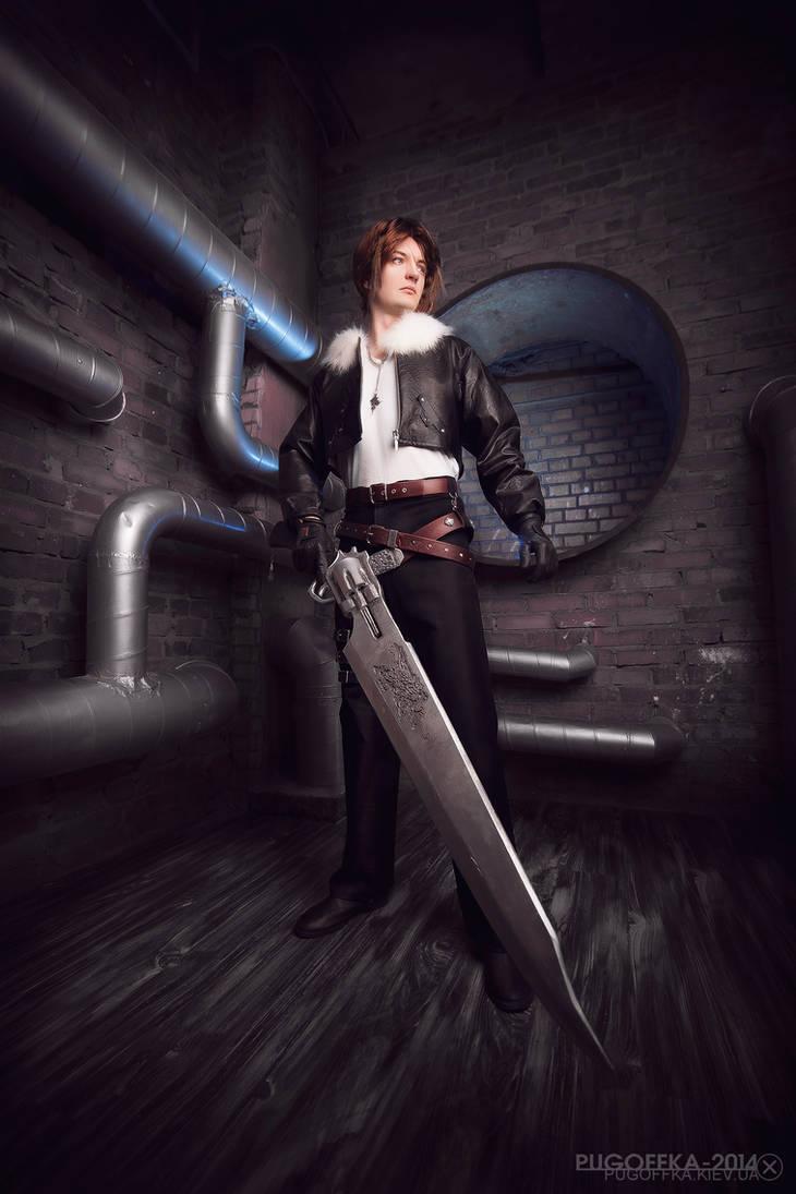 FFVIII: Squall Leonheart