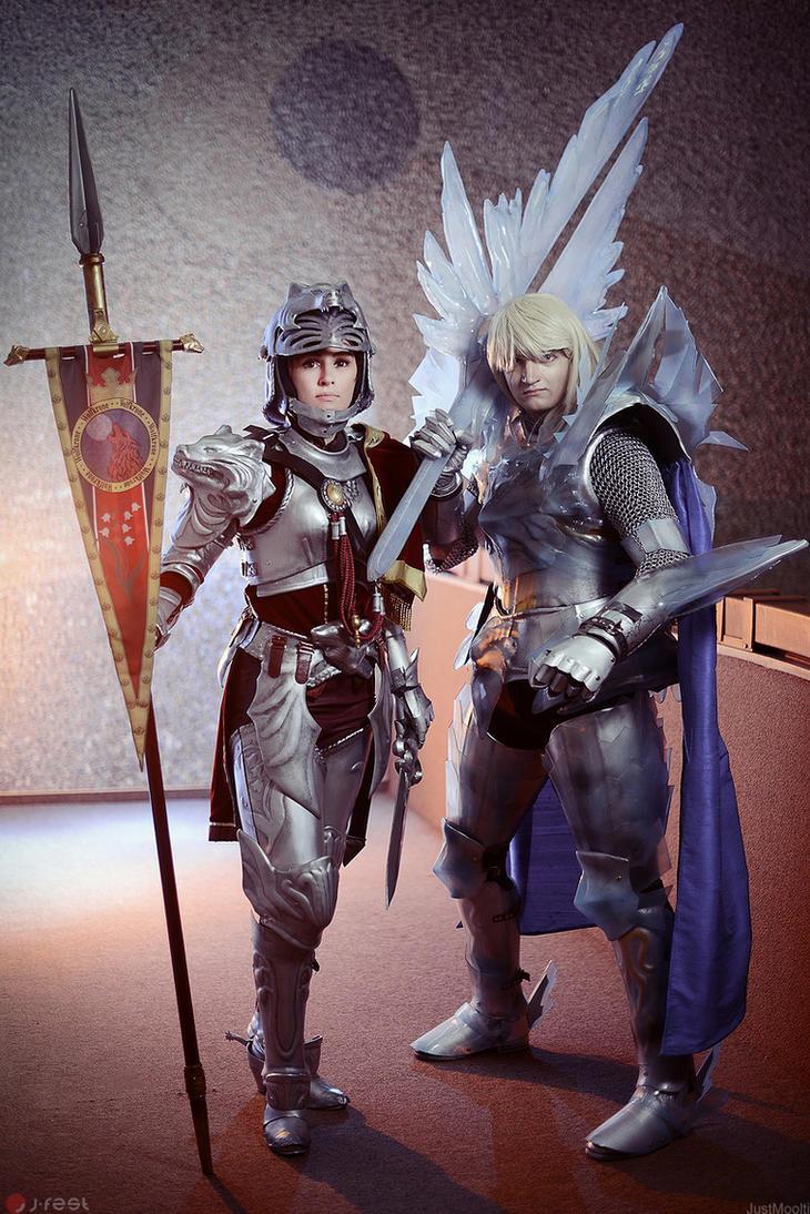 J-FEST '14: Soul Calibur IV knights official photo by ErikDesler