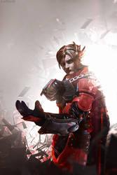 Tekken 6: Lars Alexandersson on Hinode