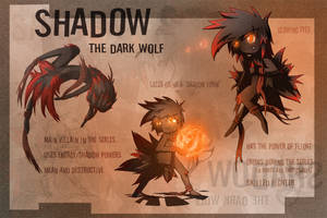 Shadow Character Ref by Marraphy