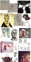 Tumblr Dumpage by Marraphy