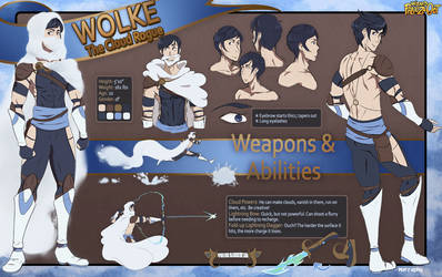 Wolke Character Reference
