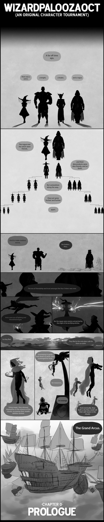 WizardPaloozaOCT  Audition Pg.1 by Marraphy