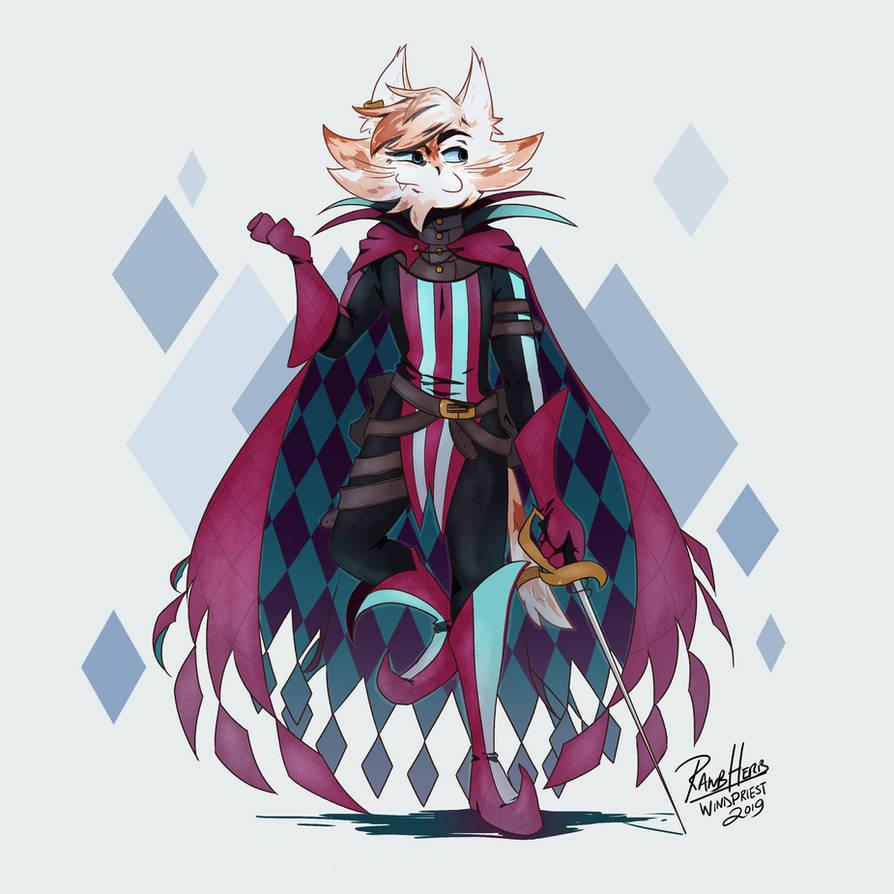 Lusen, the Trickster