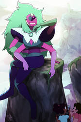 Alexandrite's First Instagram Post by Marraphy